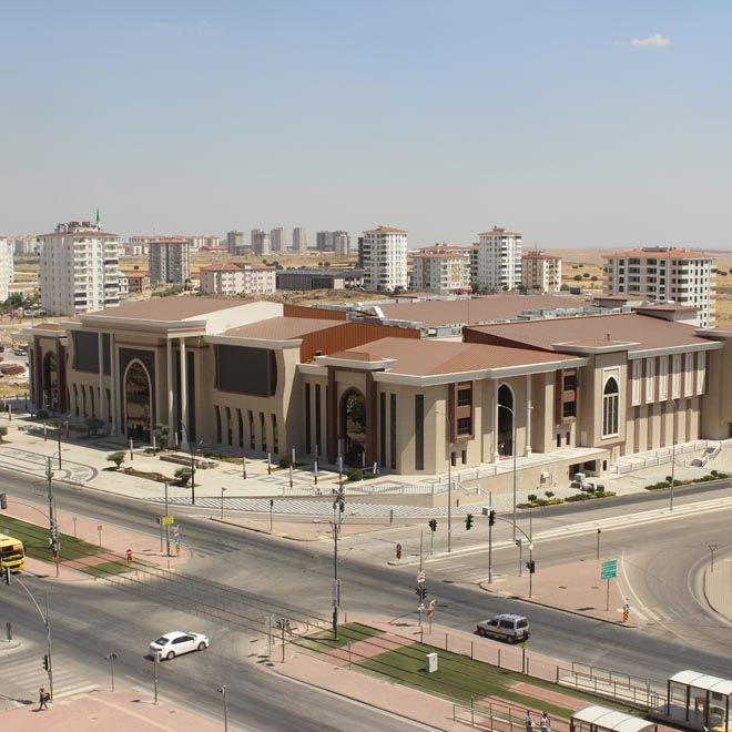 Akkent Kongre Merkezi