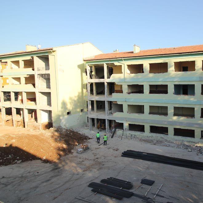 Kırıkkale Okul
